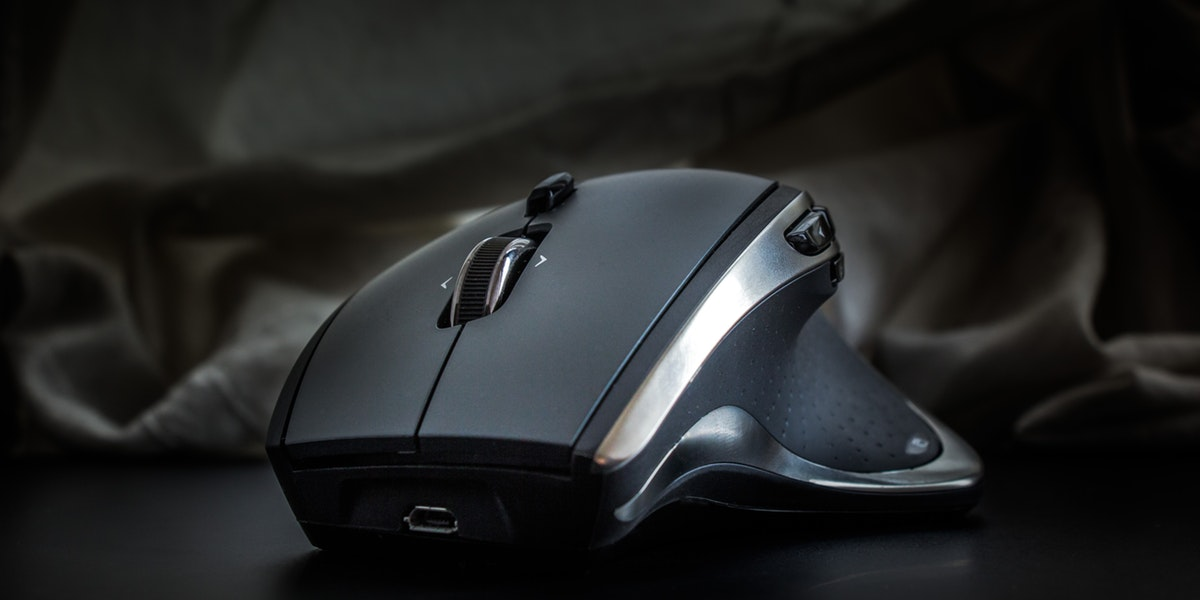 Best Quiet Silent Gaming Mouse