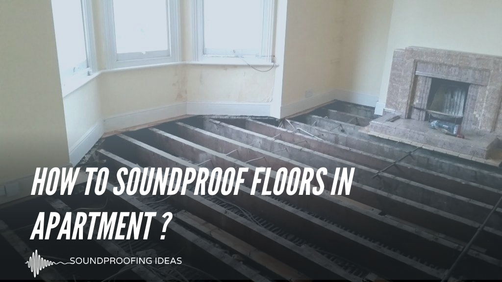 How to Soundproof Floors in Apartment: DIY WAY ...