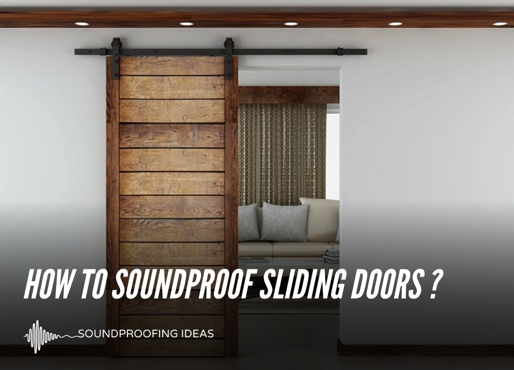 Soundproof Sliding Doors