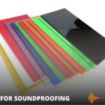 Acrylic Sheet For Soundproofing