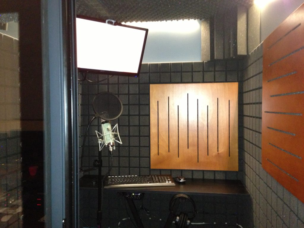 StudioBricks Vocal Booth
