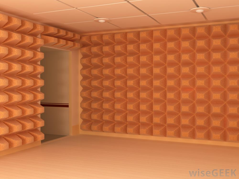 room soundproof room